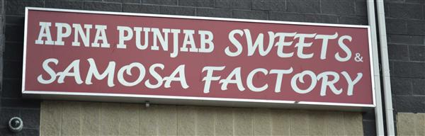 APNA PUNJAB SWEETS AND SAMOSA FACTORY 4034086666, Calgary